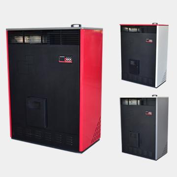 GL-200m²生物质壁炉